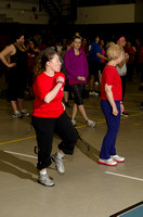Easter Seals NH's first annual Zumbathon
